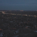 Canon City at Night