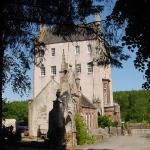 Delgaty Castle
