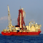 Deep Blue -  Pipelay ship