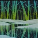 Snow Birches (s)