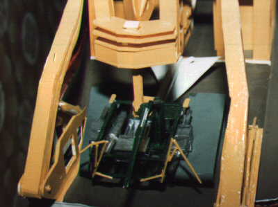 Trencher Model