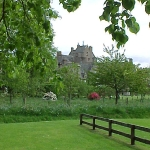 Ballindaloch Castle Gardens