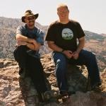 Charlie and John