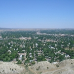 Canon City from Skyline Drive