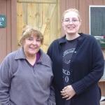 Bitsy and Melisa