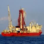 Deep Blue -  Pipelay ship