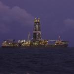 Discoverer Enterprise, Drill Ship