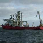 Seven Seas, Cablelay Ship