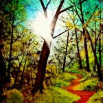 Forest Sunlight (l)