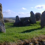 Easter Aquarties Stone Circle