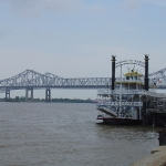 Riverfront, New Orleans