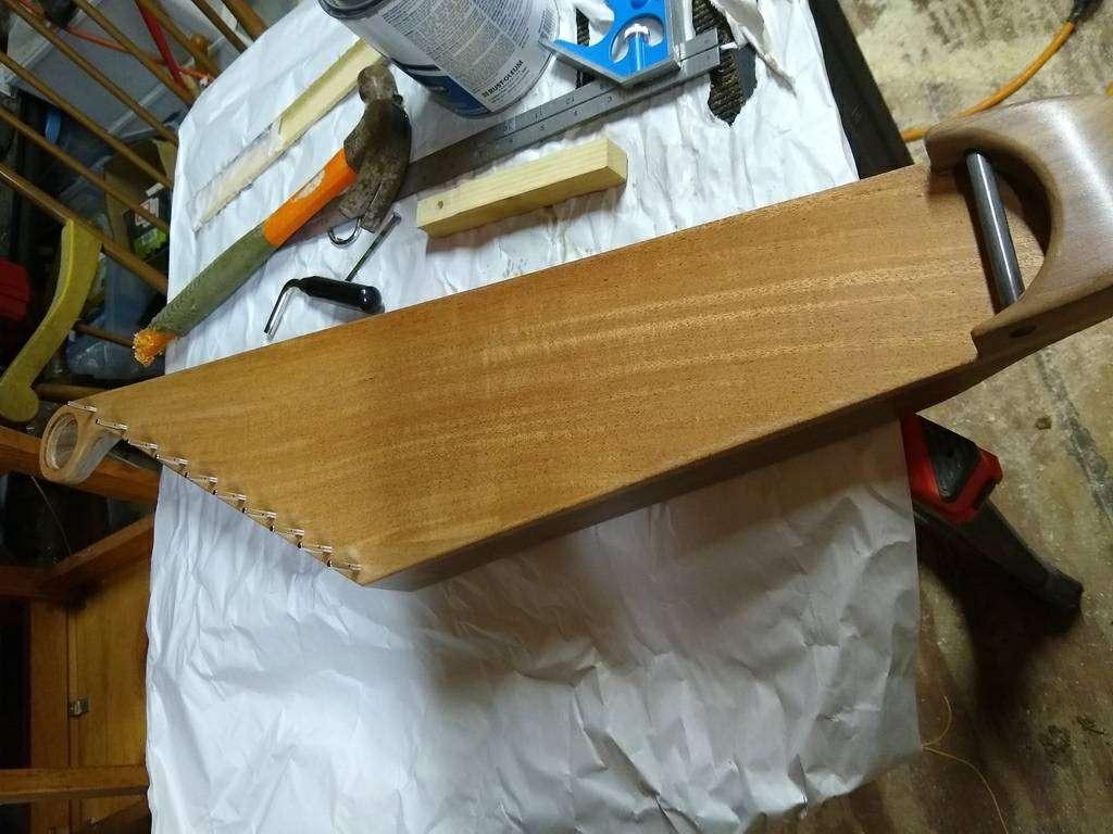 Varnishing the Kantele
